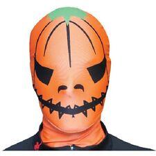 Morphsuits Jack-Lantern MorphMask, Halloween Premium Pumpkin Mask One Size #4994