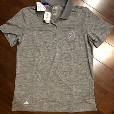 Adidas Puremotion MLS Columbus Crew Womens Polo L