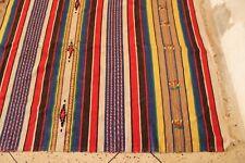 Antigua, carcasa, alfombra, colgadura Bereber. Hecho manos