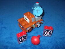 LEGO DUPLO CARS 2 Hook als Agent aus 5817 mit KANONE zum abschiessen PFEIL LKW