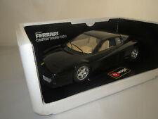 UMBAU Bburago Ferrari Testarossa (1984) de Bijenkorf limited Edition 1:18 Vp.! !