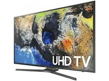 Samsung UN50MU6300FXZA 50-Inch 2160P 4K UHD Smart LED TV - Black (2017 Model)