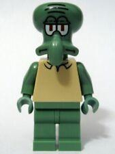 Lego SpongeBob Squidward bob020 (From 3834) Bob L'éponge Carlo Minifigure New