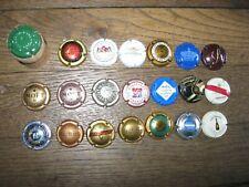 Lot 21 capsule de champagne moet et & chandon piper heidsieck mumm cordon rouge