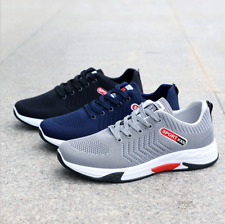 New Men's shoes Outdoor non-slip Casual sports shoes flyknit running shoes