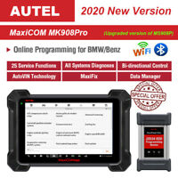 J2534 Antenna for Autel MAXISYS MS908 PRO MS908P Scanner ECU Coding