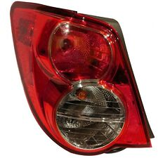 TYC Left Driver Side Taillight Tail Lamp Assembly For Chevrolet Sonic 2012-2016