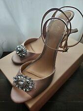 16020c226d9f3 Ivory Open Toe Bridal Shoes for sale | eBay