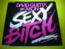 DAVID GUETTA FEAT. AKON - SEXY BITCH <|> Maxi Raritäten eBay Shop 111austria