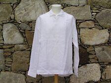 ORLEBAR BROWN. Long sleeve shirt. 100% Linen. BNWOT.  X Large.  Ridley Shirt.