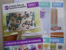 Wilton Lesson Plan In Spanish Course 1, 2 & 3 W1377