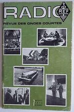 Radio REF n°7- 1973 : Le vol Mirabel 1 Initiation à la réception TV