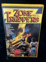 Zone Troopers (1985) VHS Clamshell Aus Release