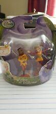 Fawn & Iridessa. Disney fairies. Jakks Pacific. Series 2 Collectors Edition, NEW