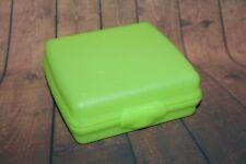 Tupperware Sandwichbox Sandwich-Box Lunchbox Brotdose grün NEU