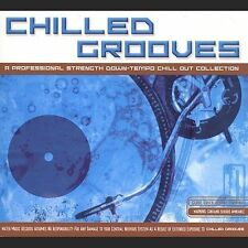 V/A-Chilled Grooves-`T Spigot,Electro Mana,Cee Mix,Rubbasol,Patio,Org Lou CD NEW