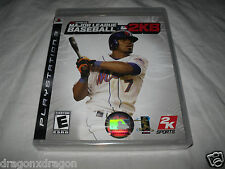Major leage Baseball 2k8/MLB (ps3) version américaine NEUF