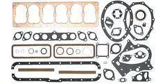 Full Engine Gasket Set 1938-1942 Chrysler 241 251 NEW