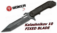 Boker Plus Kalashnikov 10 Fixed Blade w/ Sheath 02KAL10