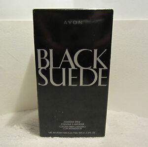 AVON BLACK SUEDE EAU de TOILETTE SPRAY