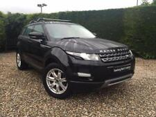 Right-hand drive Land Rover Manual Cars