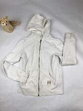 Victorias secret Super Model Essentials Hoodie With Rhinestone Wings  SZ/S