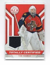 Tim Thomas 2013-14 Totally Certified, (Materials) !!