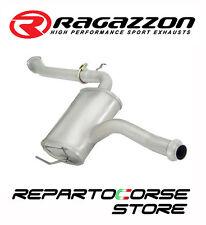 RAGAZZON SCARICO CENTRALE FIAT COUPE' 175 1.8 16V 96kW 131CV EURO 2 1996 IN POI