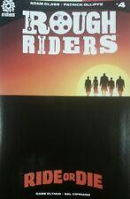 Rough Riders Ride or Die #4 Comic Book 2018 - Aftershock Comics
