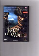 DVD - Pakt der Wölfe (2-DVD-Set) / #1511