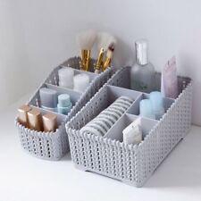 Makeup Organizer Cosmetic Storage Box Women Makeup Display Case Large Capacity
