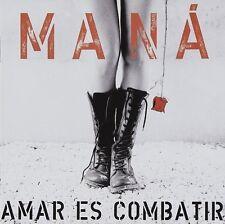 Mana Maná-Amar es Combatir/Warner CD 2006