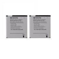 KIT 2x Kyocera SCP-51LBPS 2500 mAh Replacement Battery for Kyocera Torque E6710
