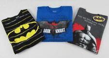 Mens NWT DC Comics 3 T-Shirt Set Batman Symbol The Dark Knight, Not Safe Size M