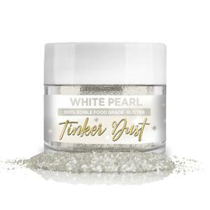 Bakell® White Pearl Tinker Dust® 5g Edible Glitter