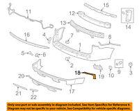 Genuine GM Impact Strip Retainer 11515614
