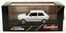 Detail Cars 1/43 Scale Model Car ART272 - 1974 VW Golf 1 Coupe - White