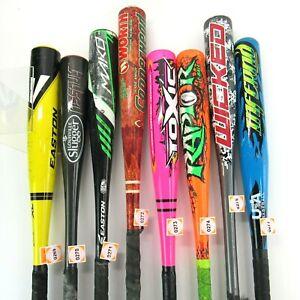 Tee Ball Little League Baseball Bats Easton Rawlings Worth Franklin Louisville
