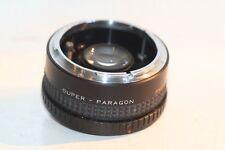 CANON FD Auto convertitore di focale 2x Super Paragon PMC