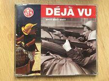 Deja Vu - Why? Why? Why? - CD Single