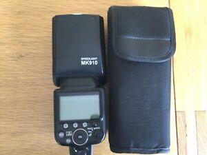 Nikon - Neike Speedlight - MK910 - untested .