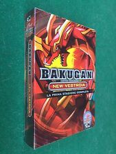(2 DVD+BOX) BAKUGAN NEW VESTROIA 1° Stagione Cartoon (2009) NUOVO/SIGILLATO !!!