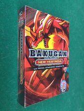 (2 DVD+BOX) BAKUGAN NEW VESTROIA 1° Stagione Cartoon (2009) NUOVO/SIGILLATO !!!