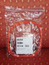 Fibre Optic Patch Cable 5m LC LC Duplex MM 50/125 Orange