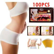 30x Slimming Navel Stick Slim Patch Magnetic Weight Loss Burning Fat Patch