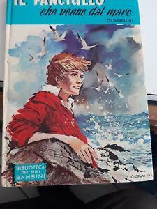 Il fanciullo che venne dal mare Giannini salani 1970