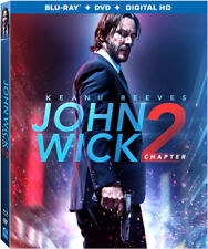 John Wick: Chapter 2 [New Blu-ray] With DVD, UV/HD Digital Copy, Wides