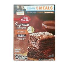 Betty Crocker Supreme Hershey's Brownie Mix 18.4oz