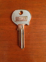 Beautiful Brass TRIUMPH KEY Blank for TR3 and TR3A ignition trunk GreatGift