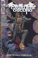 fumetto BATMAN IL CAVALIERE OSCURO editoriale DC COMICS LION numero 6
